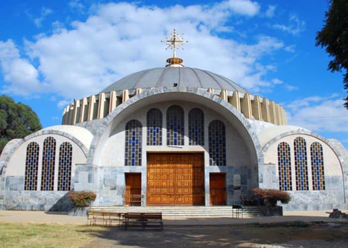 Iglesia-Santa Maria de Sion