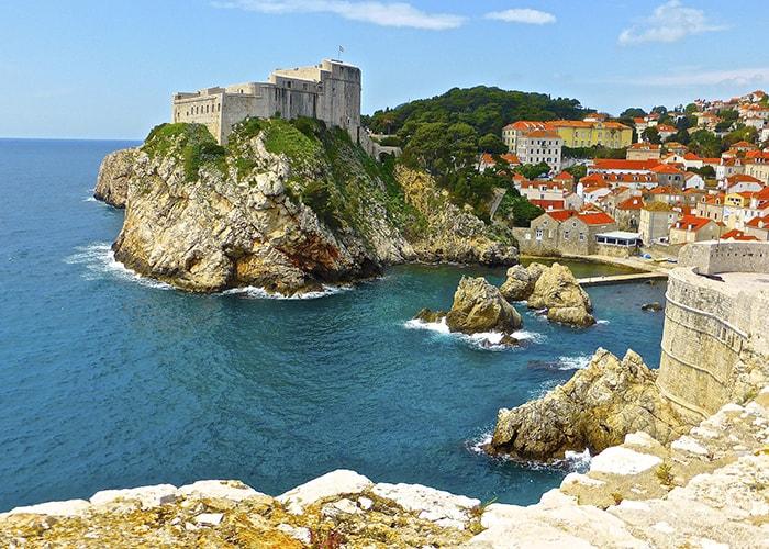 Dubrovnik murallas