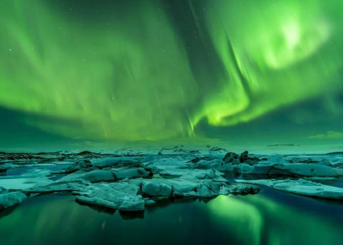 Islandia invernal